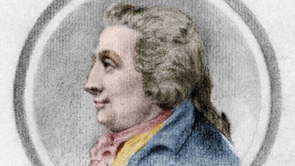 Portrait Tomaso Giovanni Albinoni (1671-1751)