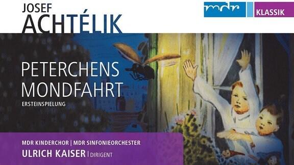 CD-Cover Peterchens Mondfahrt