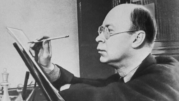 Sergej Prokofjew, 1956.