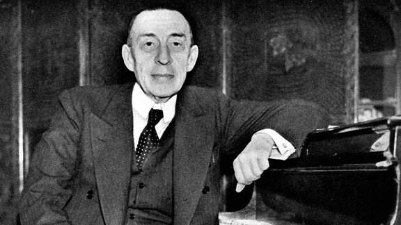 Sergej Rachmaninow, 1930