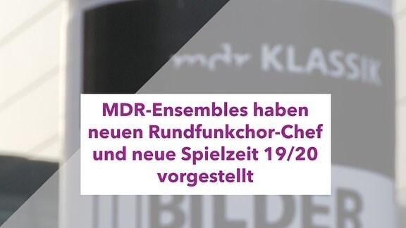 Spielzeit 2019 - 2020