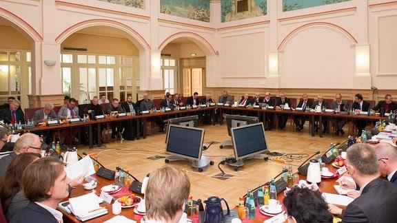 Sitzung des MDR Rundfunkrates am 8.12.2015