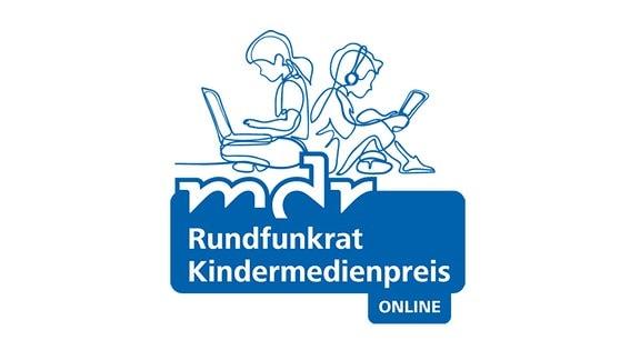 MDR-Rundfunkrat Kinderonlinepreis Logo