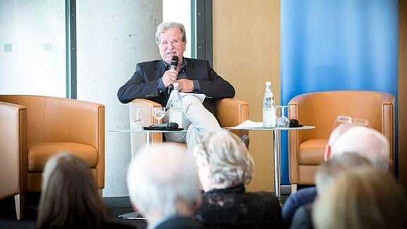 Podiumsdiskussion Medienimpuls Leipzig