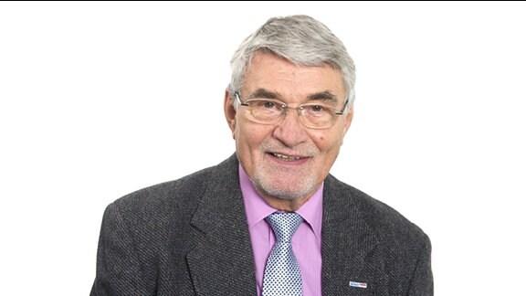 Peter Heinzel, Mitglied des MDR-Rundfunkrates