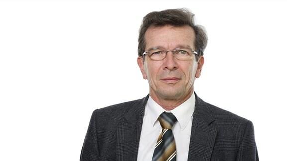 Winfried Weinrich, Mitglied des MDR-Rundfunkrates