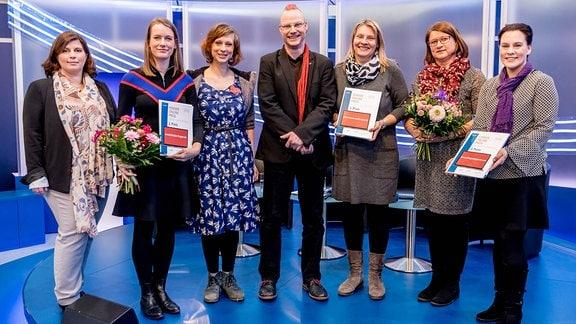 Gewinner des Kinder-Online-Preises des MDR Rundfunkrates 2018
