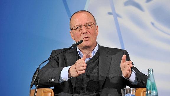 Roger de Weck, Generaldirektor der Schweizerischen Radio- und Fernsehgesellschaft