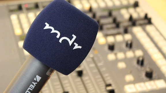 Popschutz Mikrofon MDR SACHSEN-ANHALT - Das Radio wie wir