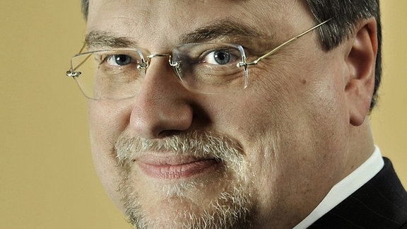 Kirchenpräsident Joachim Liebig