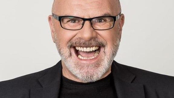 Moderator Peter Hofmann