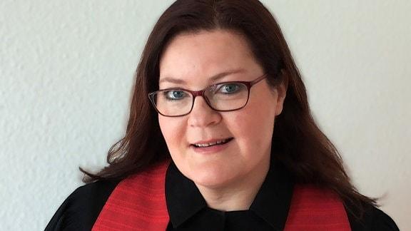 Pfarrerin Christina Lang