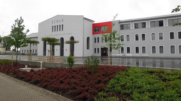 Ecole-Gymnasium Barleben