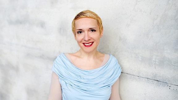 MDR SACHSEN-ANHALT Moderatorin Ilka Hein
