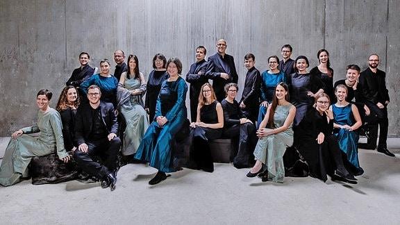 Chor der Hallenser Madrigalisten