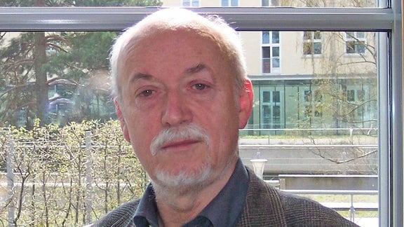 Pastor Ulrich Meisel aus Dessau