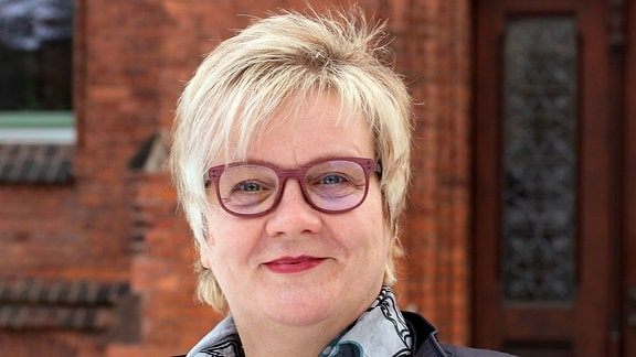 Rundfunkbeauftragte Andrea Wilke