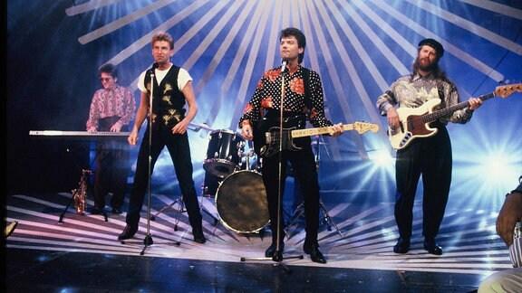 Die Band Soulsister, 1989