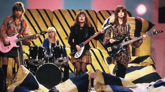 The Bangles sind eine US-amerikanische Pop-Gruppe, die 1981 in Los Angeles gegründet wurde.