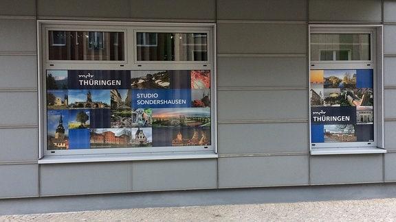 MDR THÜRINGEN-Regionalstudio in Sondershausen