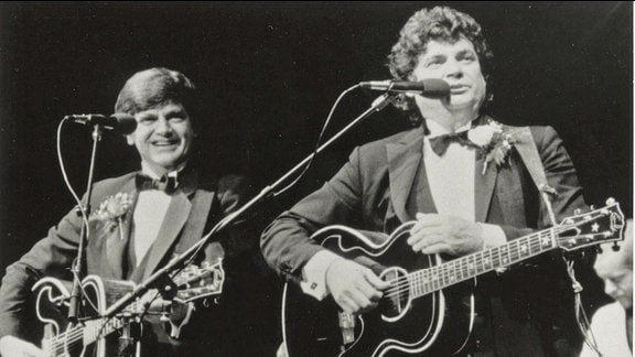 Phil und Don Everly, die Everly Brothers