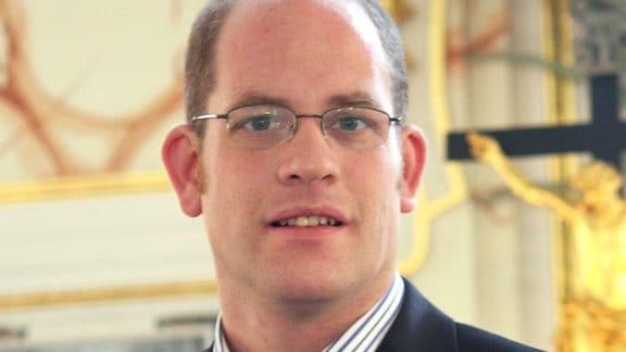 Gregor Heidbrink, Pfarrer in Finsterbergen