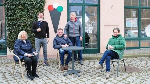 Thüringen hält zusammen Ilfeld