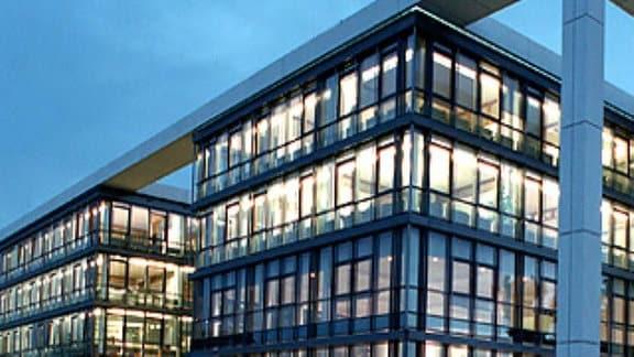 LFH Thüringen Gebäude Aussenansicht Erfurt