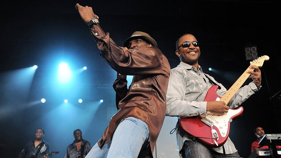 Kool & the Gang, 2012