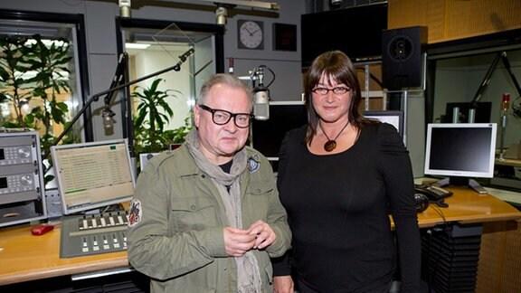 Heinz Rudolf Kunze bei MDR THÜRINGEN
