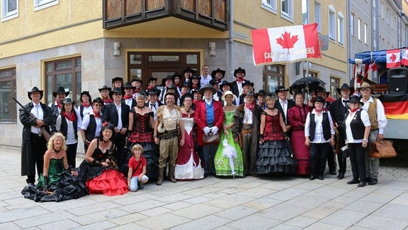 Canadian Stompers e.V.
