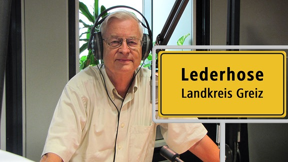 Namenkunde mit Prof. Udolph zu Thüringer Ortsnamen