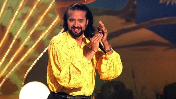 Leroy Gomez, 2001