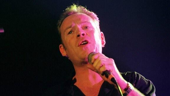 Ali Campbell, Sänger der Band UB 40