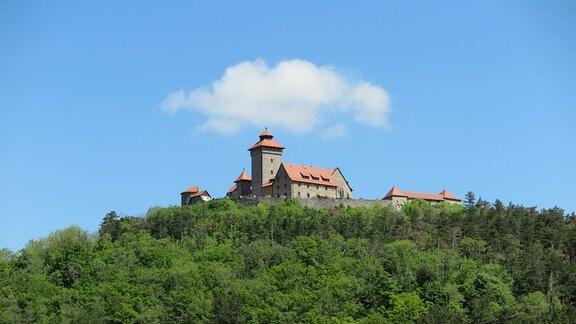 Eine Burg