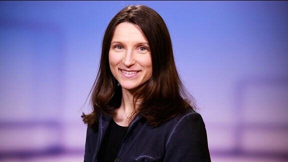 Gebärdensprachdolmetscherin, Bettina Schwarz