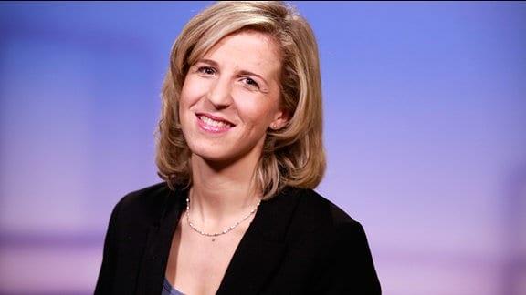 Gebärdensprachdolmetscherin, Claudia Rautmann