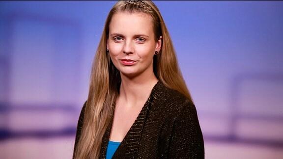 Gebärdensprachdolmetscherin, Jessica Kalev