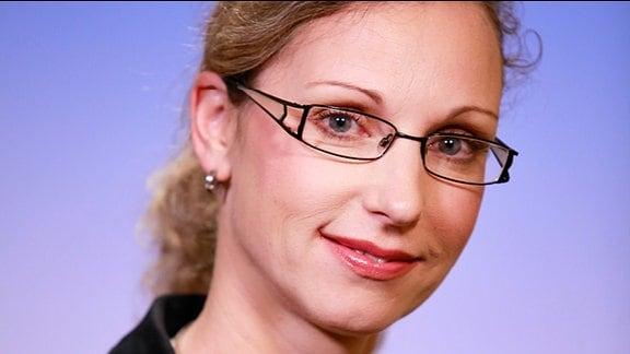Gebärdensprachdolmetscherin, Nadine Hoffmann-Süßner