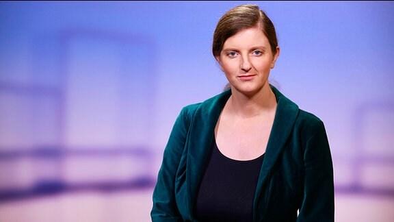 Gebärdensprachdolmetscherin, Sandra Köchy