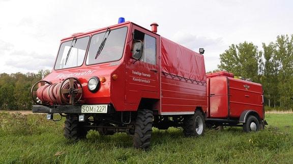 Feuerwehr Kleinbrembach