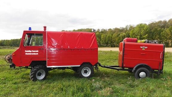 Feuerwehr-Multicar M26A/A aus Kleinbrembach