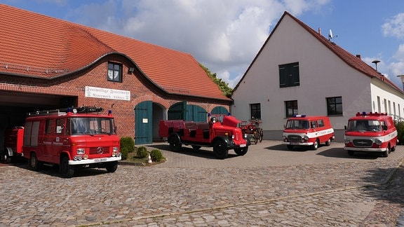 Feuerwehr Neuermark-Lübars