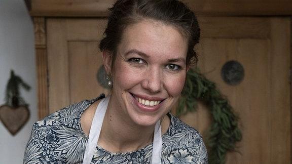 Theresa Baumgärtner, Kochbuchautorin und Köchin