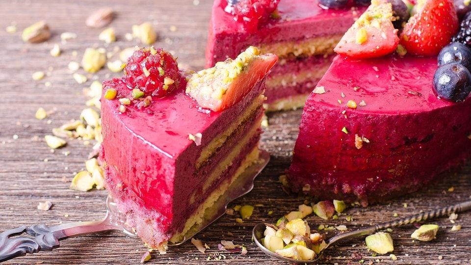 Fruchtiger Sommerkuchen Perfekt Fur Heisse Tage Mdr De