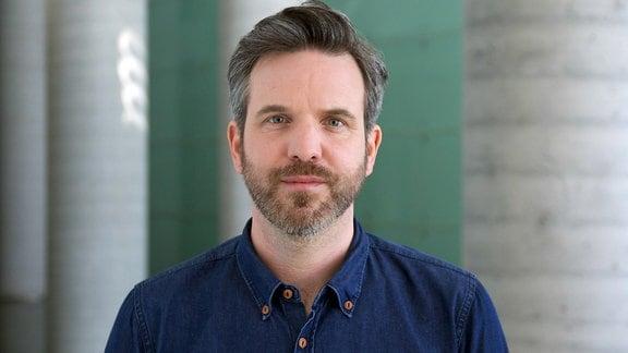 Technik-Experte Marco Ammer