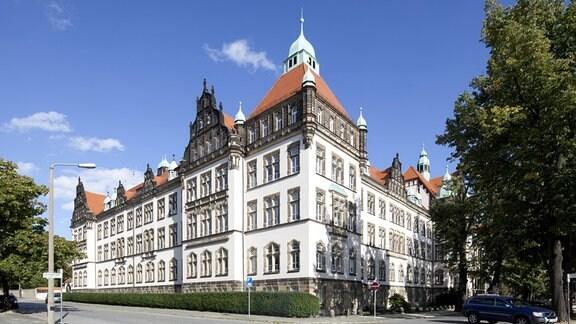 Landgericht in Bautzen