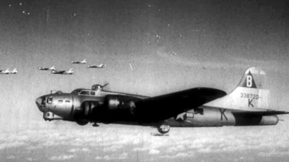 Bomber im 2. Weltkrieg