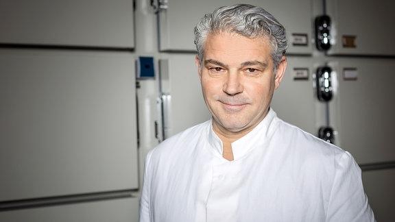 Rechtsmediziners Prof. Michael Tsokos