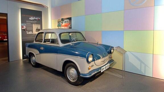 P 50 Limousine von 1958